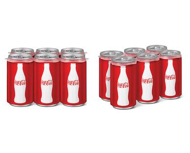 Coca-Cola Mini Can 6-Pack View 1