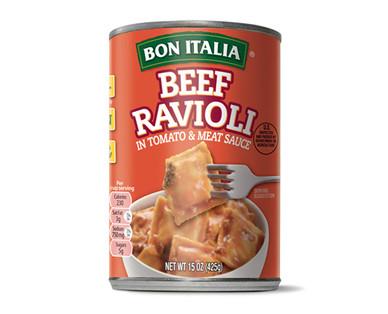 Bon Italia Beef Ravioli