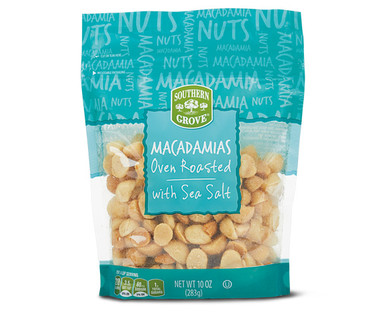 Southern Grove Roasted Salted Macadamias