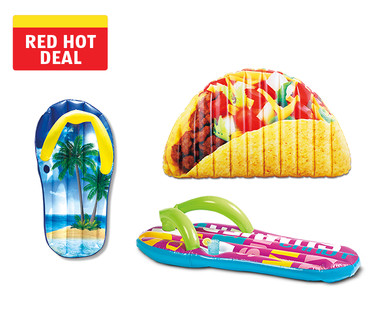 Summer Waves Cookie Float, Taco Float or Flip Flop Lounge View 4