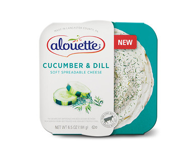 Alouette Cucumber and Dill Spreadable Cheese