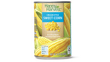 Happy Harvest Cream Style Corn