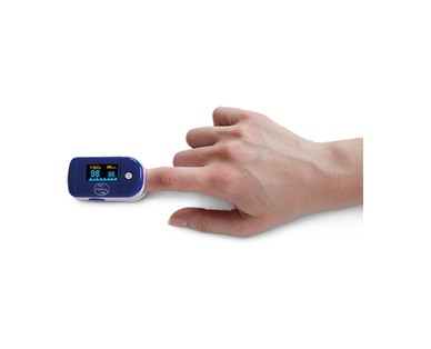 Welby Pulse Oximeter View 2
