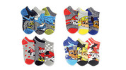 Licensed Toddler and Children's 3-Pack Socks