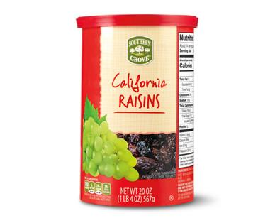 Southern Grove Raisins
