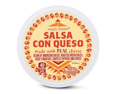 Happy Farms Salsa Con Queso