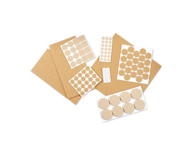 Easy Home Felt Pads or Nail Felt Pads Set View 3