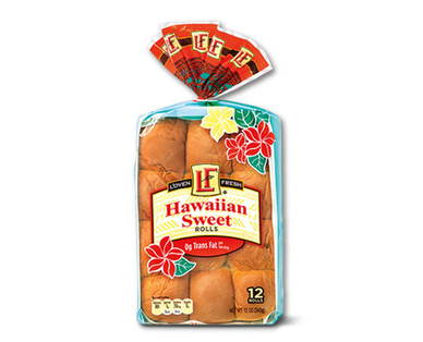 L'oven Fresh Hawaiian Sweet Rolls
