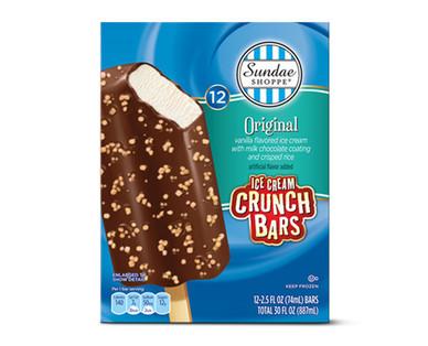 Sundae Shoppe Ice Cream Crunch Bars