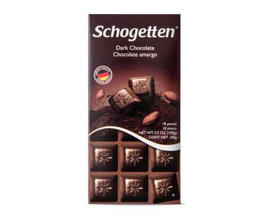 Dark Chocolate Schogetten