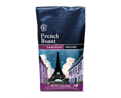 Barissimo French Roast Coffee Grounds