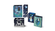 Merry Moments 5-Pack Premium Gift Bags