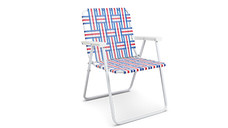 Gardenline Folding Web Chair