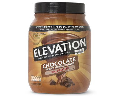 Elevation Chocolate Protein Powder