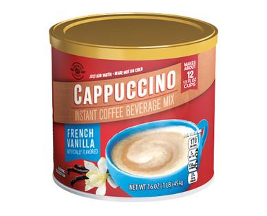 Barissimo French Vanilla Cappuccino Mix