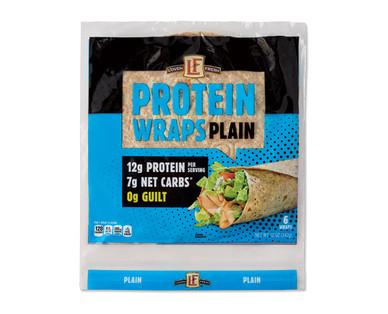 L'oven Fresh Plain Protein Wraps