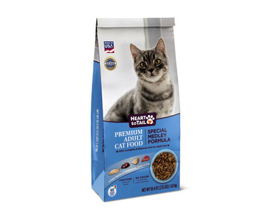 Heart to Tail Dry Cat Food Special Medley