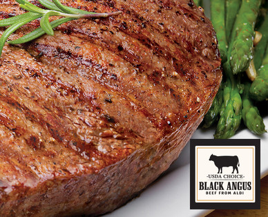Black Angus Ribeye Steak
