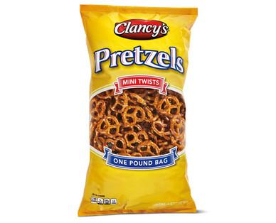 Clancy's Pretzel Minis