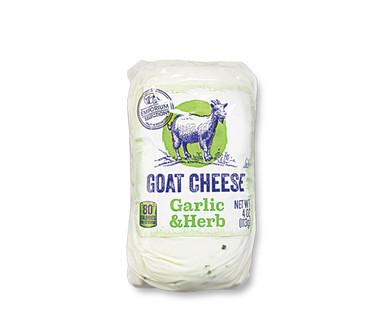 Emporium Selection Goat Cheese Logs Garlic & Herb