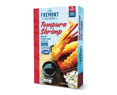 Fremont Fish Market Tempura Shrimp