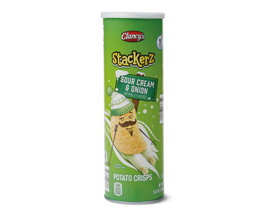 Clancy's Stackerz Sour Cream and Onion