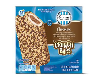 Sundae Shoppe Chocolate Crunch Bars