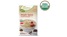 Simply Nature Organic Maple Spice Instant Oatmeal. View Details.