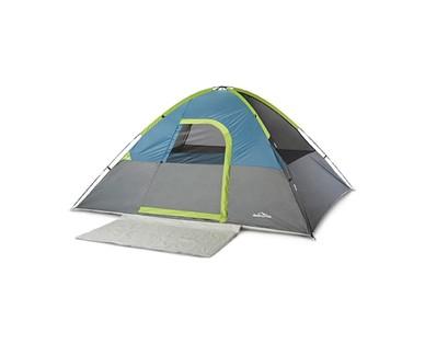 Adventuridge 5 Person 10' x 8' Dome Tent View 1