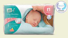 Little Journey Newborn Diapers. View Details.
