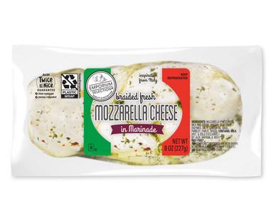 Emporium Selection Marinated Braided Mozzarella
