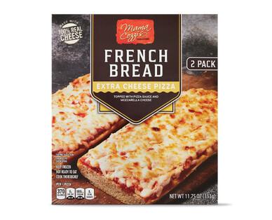 Mama Cozzi's Pizza Kitchen French Bread Extra Cheese Pizza