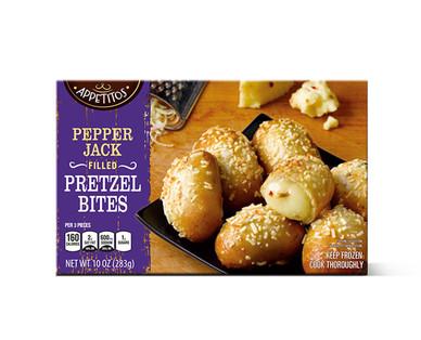 Appetitos Pretzel Filled Bites View 1
