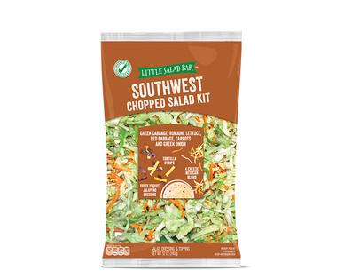 Little Salad Bar Southwest Chopped Salad Kit