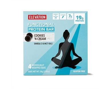 Elevation Functional Protein Bars - Cookies 'N Cream