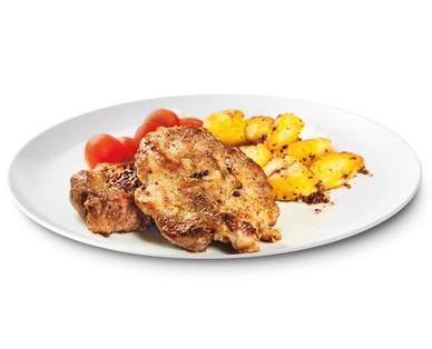Seasoned Pork Shoulder Roast