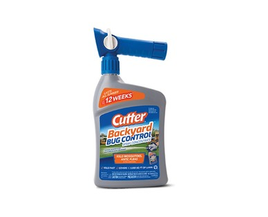 Cutter Backyard Bug Control Spray or Fogger View 2