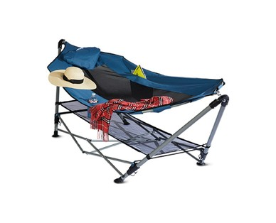 Adventuridge Portable Hammock with Stand View 3
