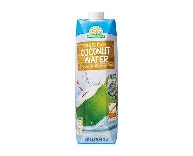 Nature's Nectar Coconut Water