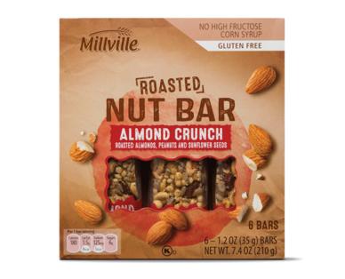 Millville Sweet & Salty Almond Crunch Nut Bar