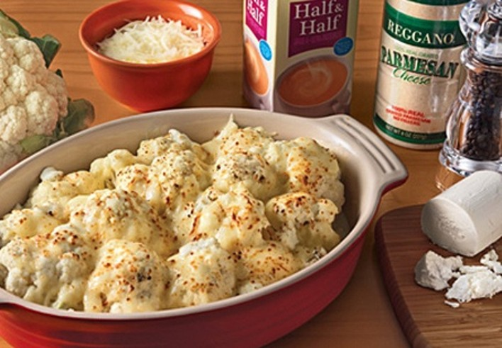 Cauliflower Gratin Aldi Us