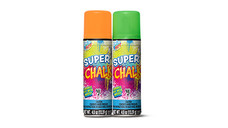 2-Pack Spray Chalk or 3-Pack Chalk Blasts
