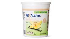 Fit and Active Vanilla Nonfat Yogurt