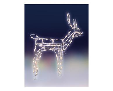 Merry Moments Lighted Reindeer & Angel Assortment
