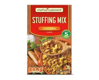 Chef's Cupboard Stuffing Mix Chicken Flavor