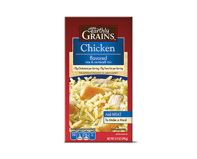 Earthly Grains Rice and Vermicelli Mix Assorted Varieties - Chicken