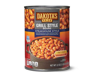 Dakota's Pride Grill Style Beans Steakhouse Style