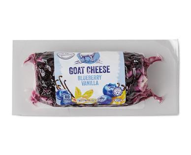 Emporium Selection Goat Milk Cheese Log - Blueberry Vanilla