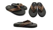 Crane Men's or Ladies Leather Comfort Sandals