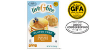 liveGfree Gluten Free Pancake & Baking Mix